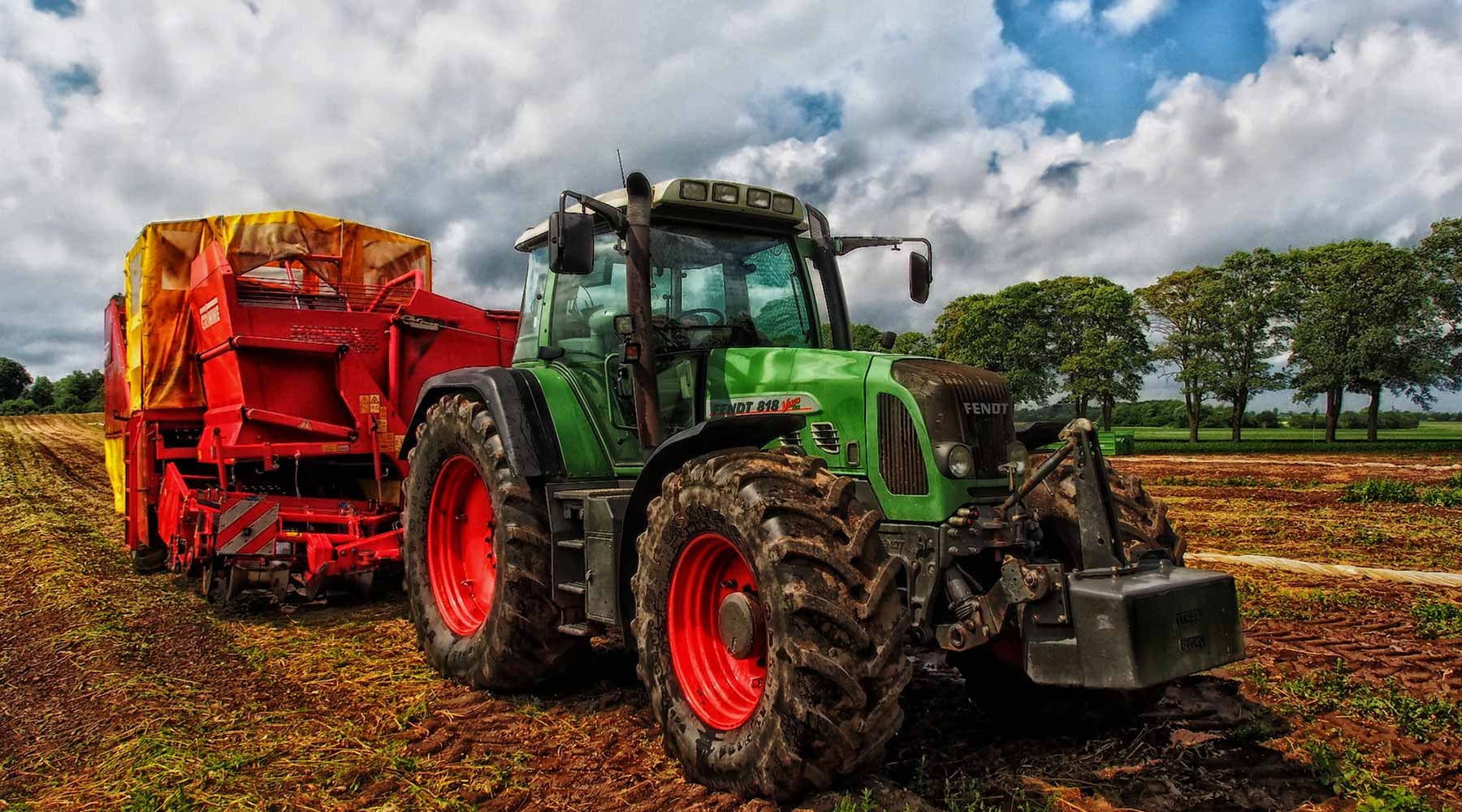 Farming Tour of the British Isles